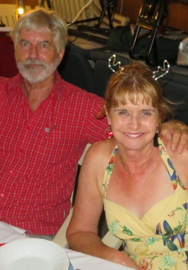 David Fryer & Lesley Boulton