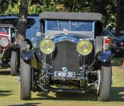 Very rare - 4-litre Bentley