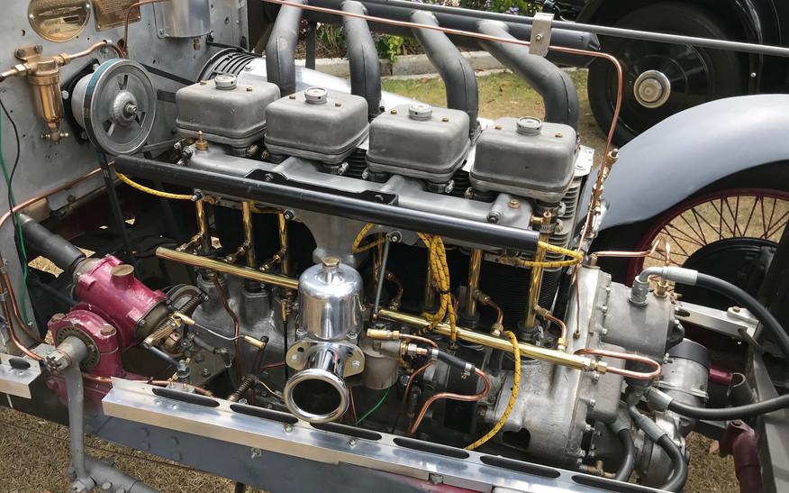 Blackburn Cirrus aero engine