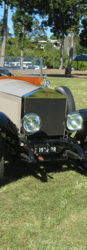 Graham Singer's 1920Rolls-Royce Silver Ghost - BEST VCCQ VINTAGE