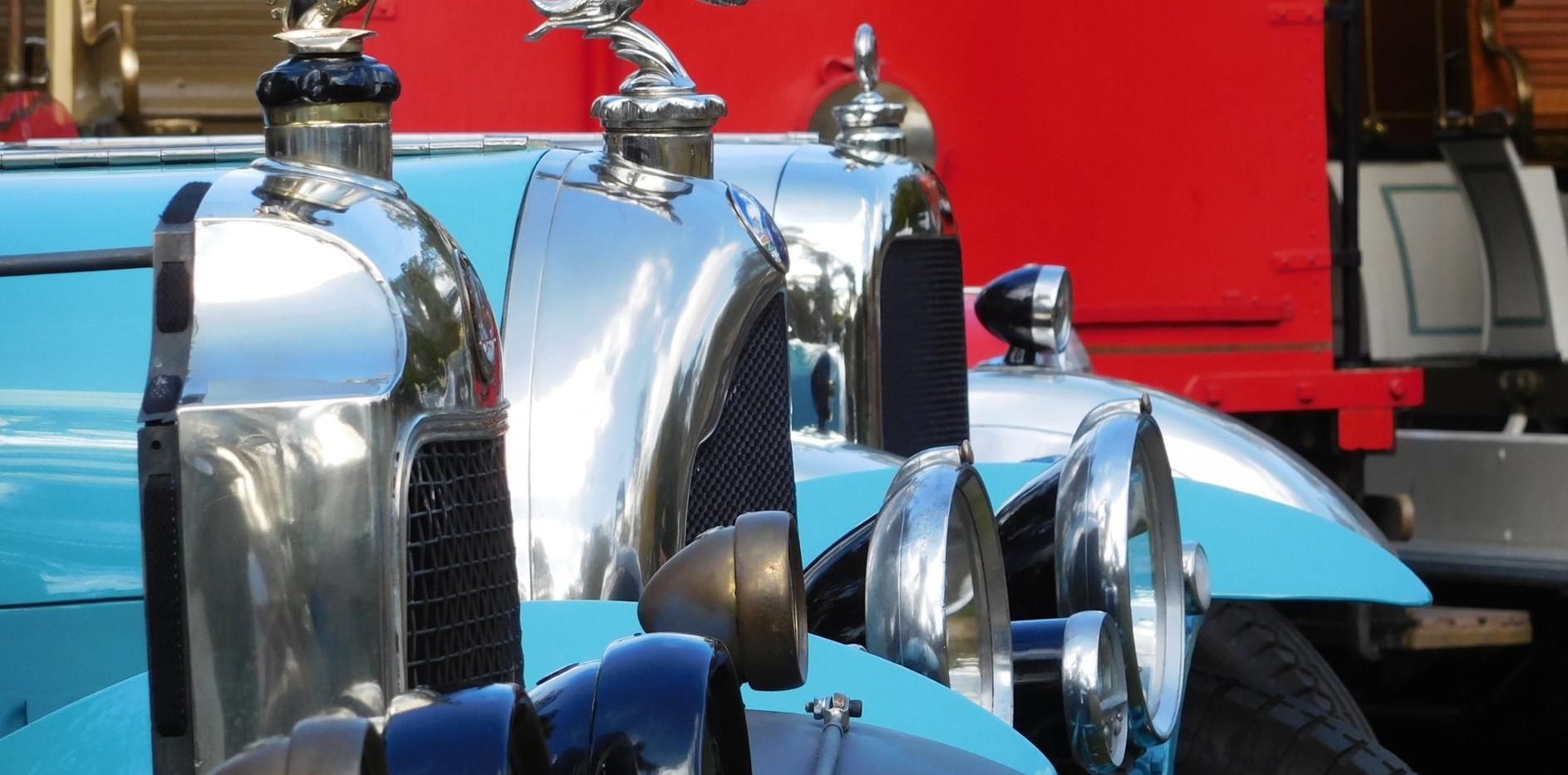 """""""Vauxhall"""", Lorraine Dietrich and  Alvis"""