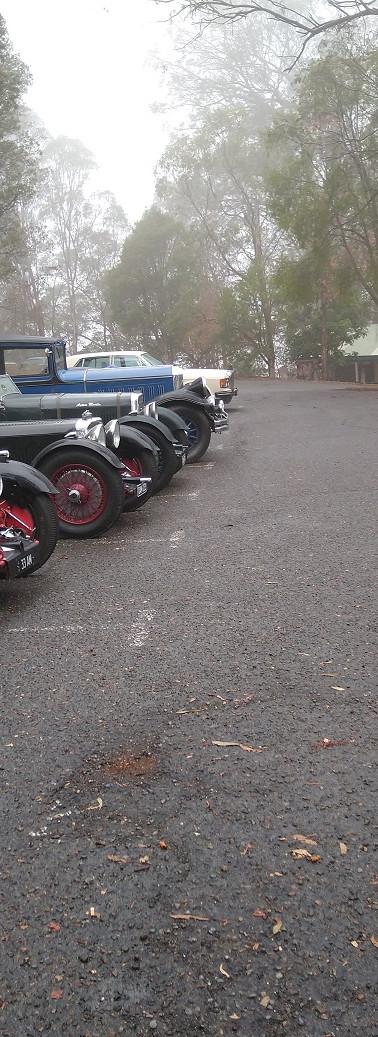 Gloomy Carpark
