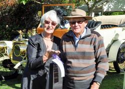 Best Visitor: Bob Collett Renault AX