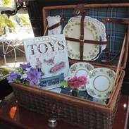 Classy picnic set