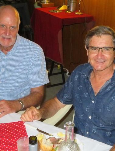 Graham Hesse & Warren Webb