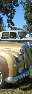 Bentley, Armstrong-Siddeley and R-R