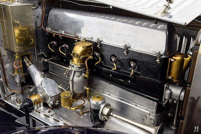 Delage GL Engine