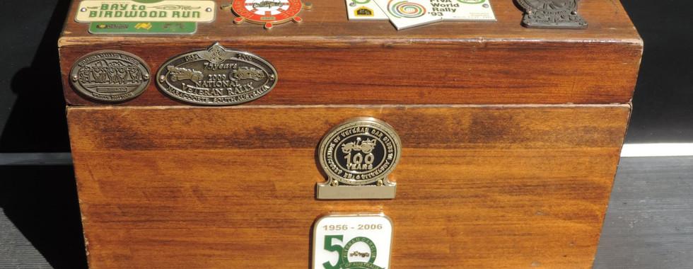 Napier box reveals some South Australian heritage