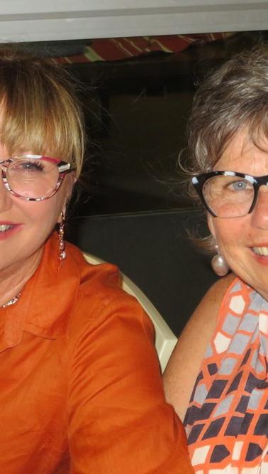 Rose Webb & Ann Hesse