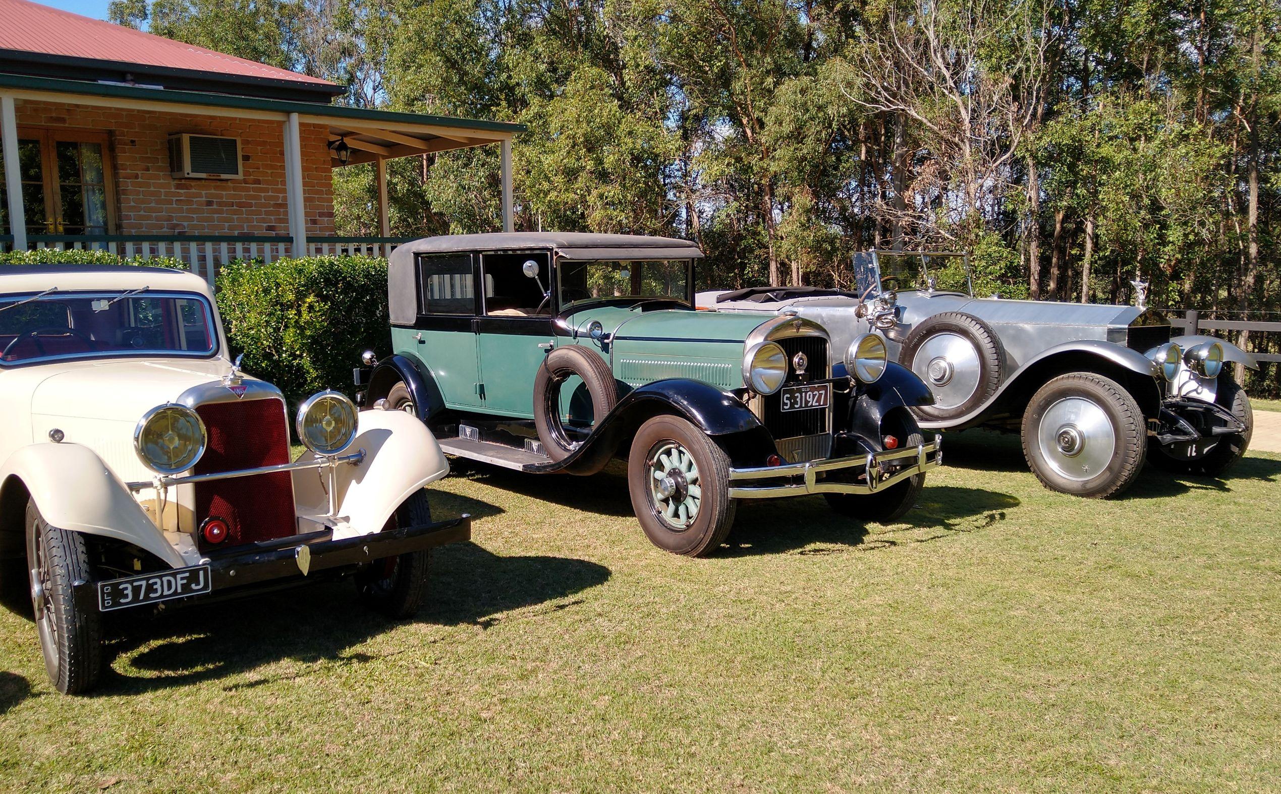 Alvis, Hudson, Rolls-Royce