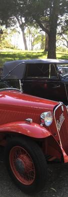 Fiat 508S Balilla, Alvis 3.5-litre