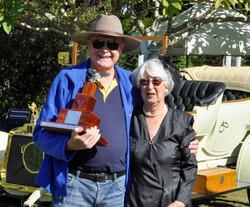 Alvis Trophy:  Dean Prangley