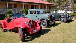 Fiat, Wolseley, Aston Martin