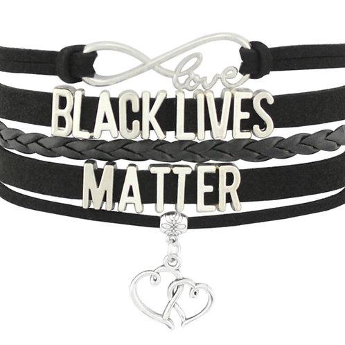 Black Lives Matter Bracelet