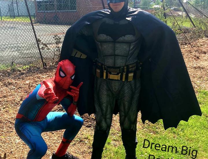 Batman Party Appearance