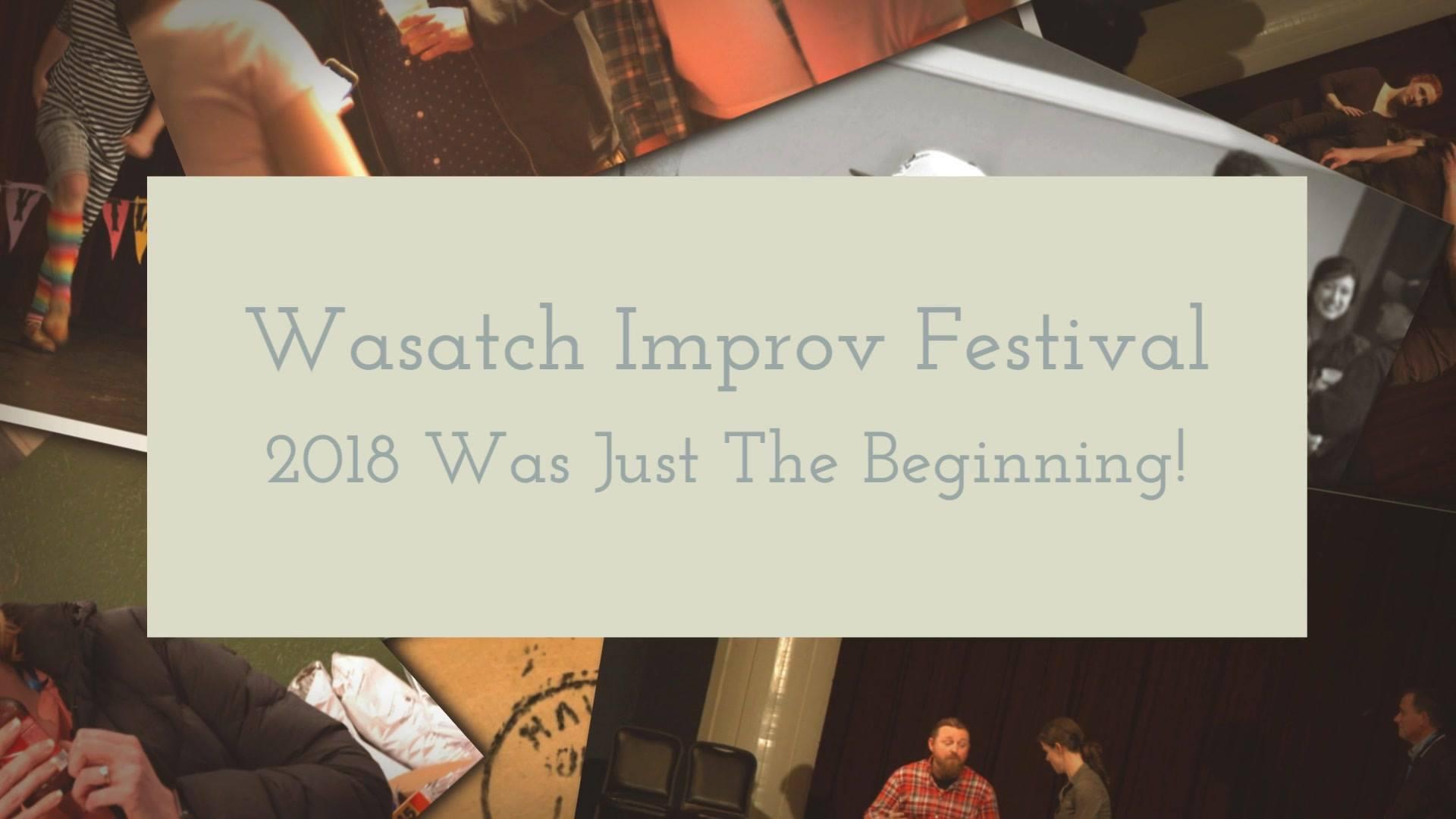 Wasatch Improv Festival 2018 Recap