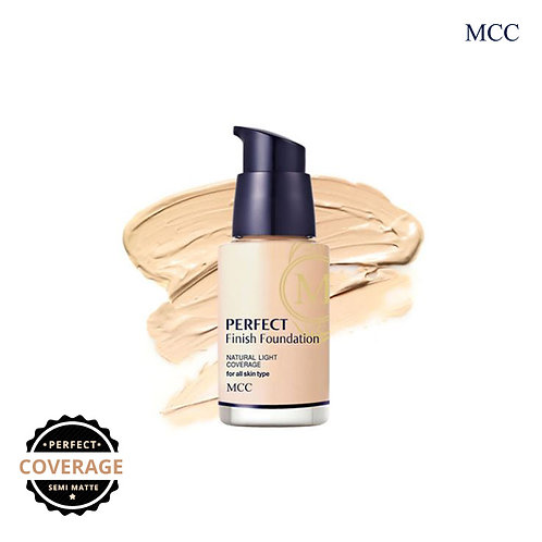 MCC | PERFECT FINISH FOUNDATION