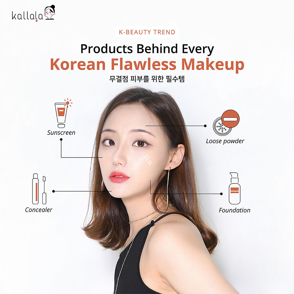 produk kosmetik wajib untuk flawless makeup