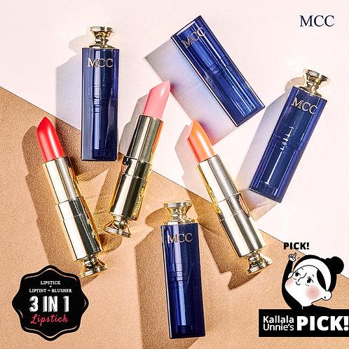 MCC | STUDIO LIGHT ON TINT LIPSTICK