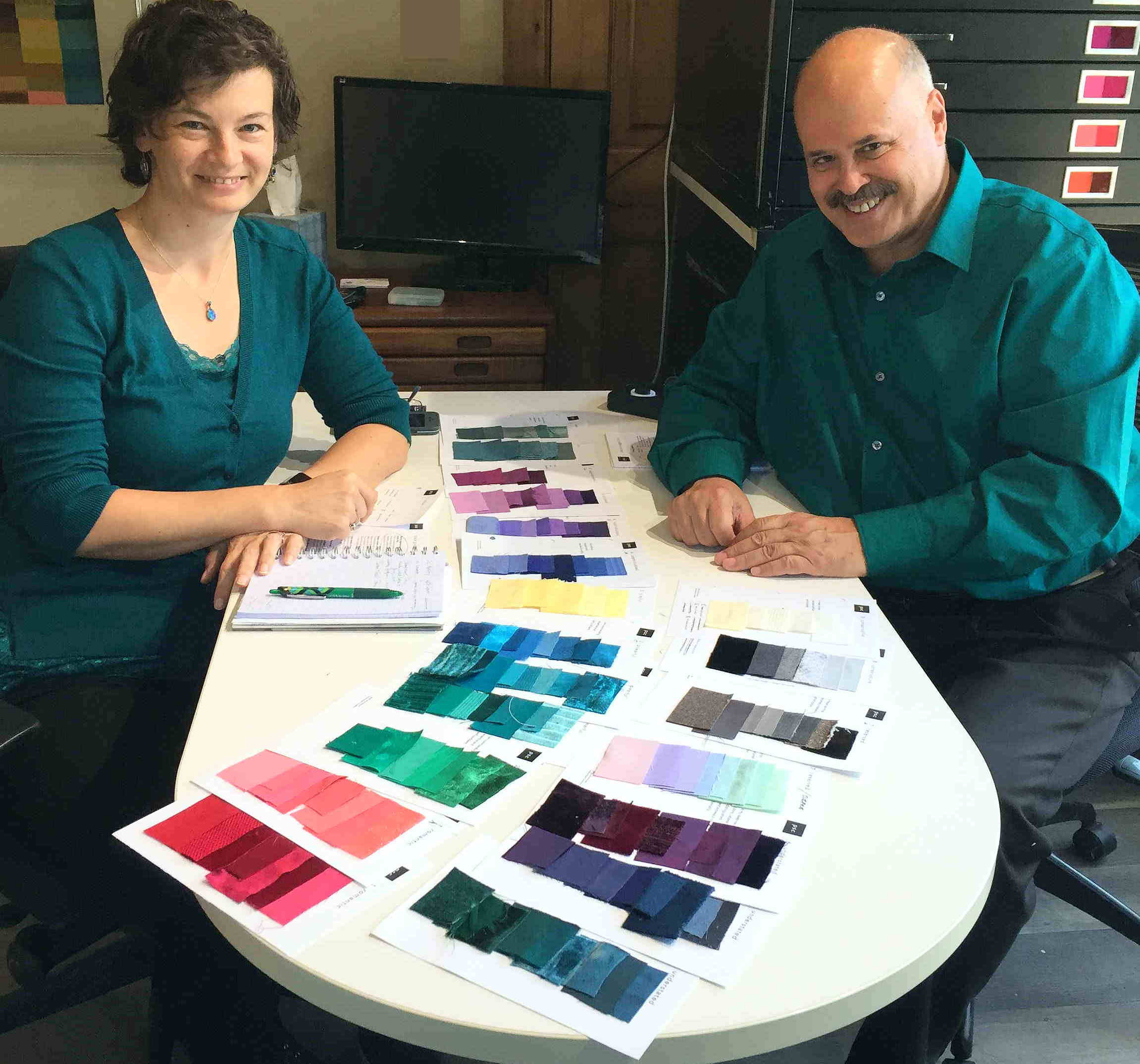 In-Office Color Analysis (without Style)