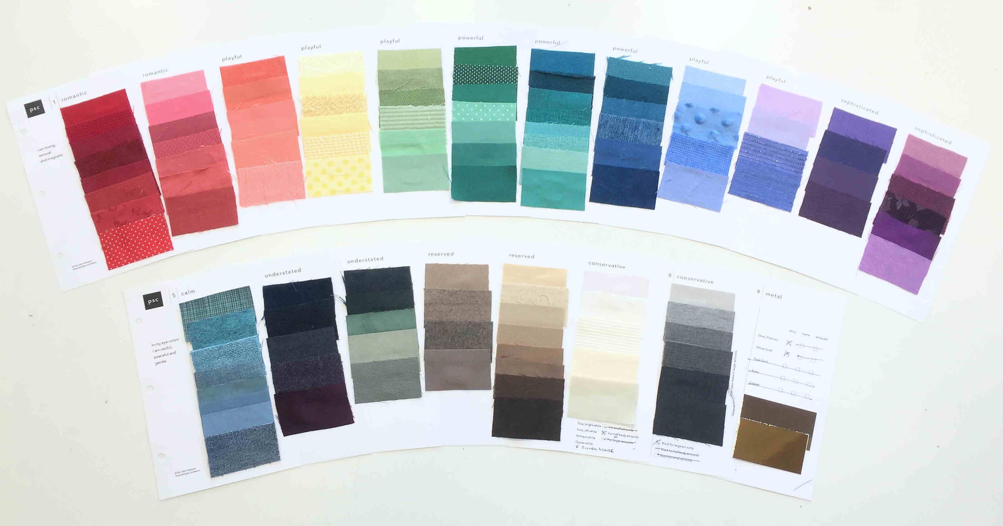 Virtual Color Analysis Special