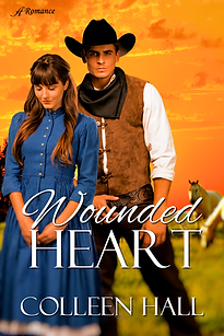 wounded heart cover