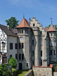 Around Castle Liechtenstein