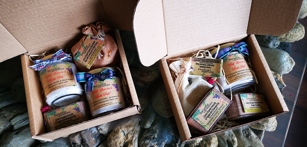 Luxury Organic Gift Set - Medium