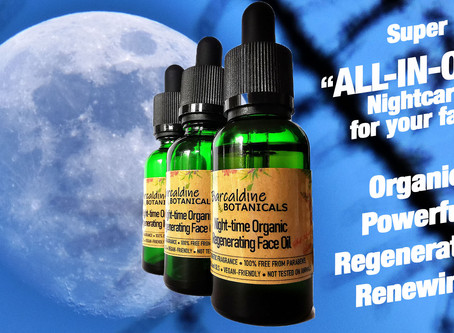 Regenerating Night-time Face Oil