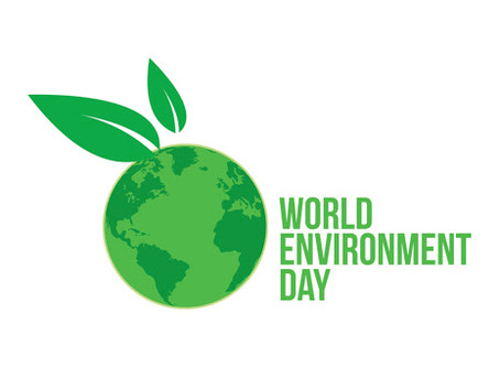 🌍 World Environment Day - 5th June 🌍