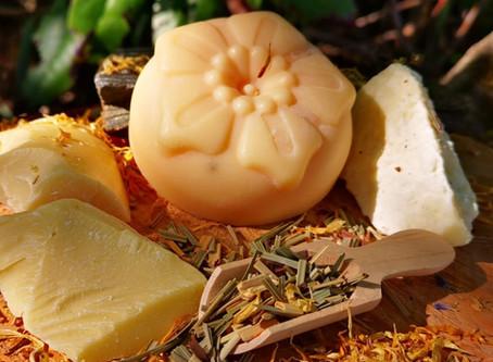 Organic Lemongrass and May Chang Soap