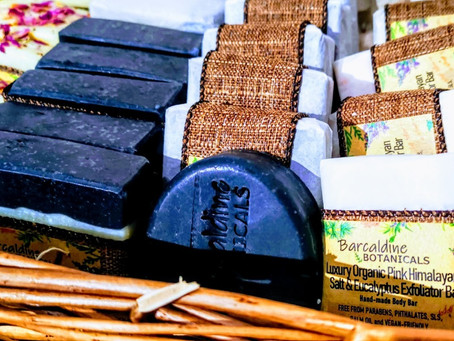 Organic Soap...Free Local Delivery