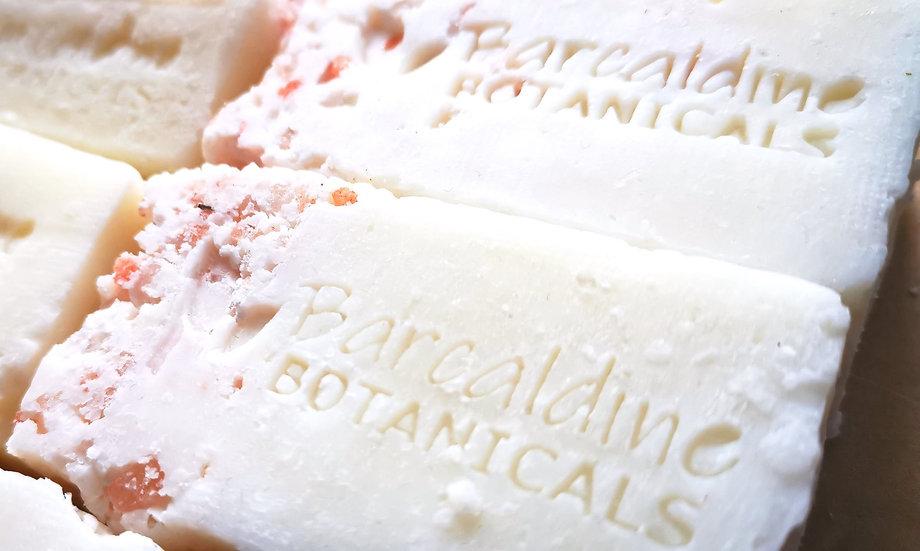 Pink Himalayan Salt Exfoliating Soap Bar