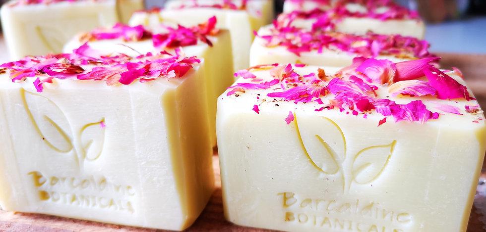 Kaolin Clay Face and Body Soap Bar