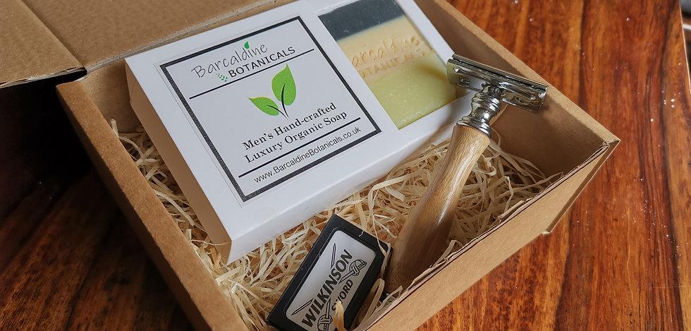 Men's Shaving Gift Box