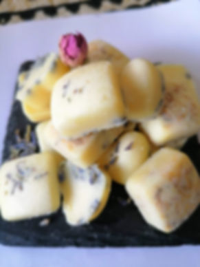 Luxury Organic Body Butter Melts
