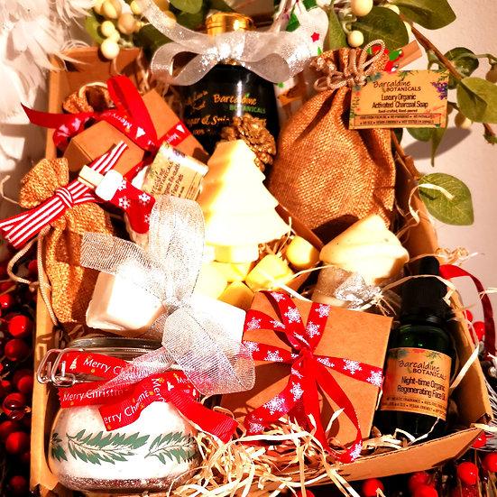 Christmas Luxury Organic Gift Set - Large