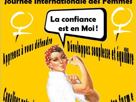 AIKIDO: Journée de la femme !