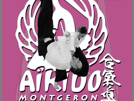 AIKIDO: STAGE HELENE DOUE à MONTGERON