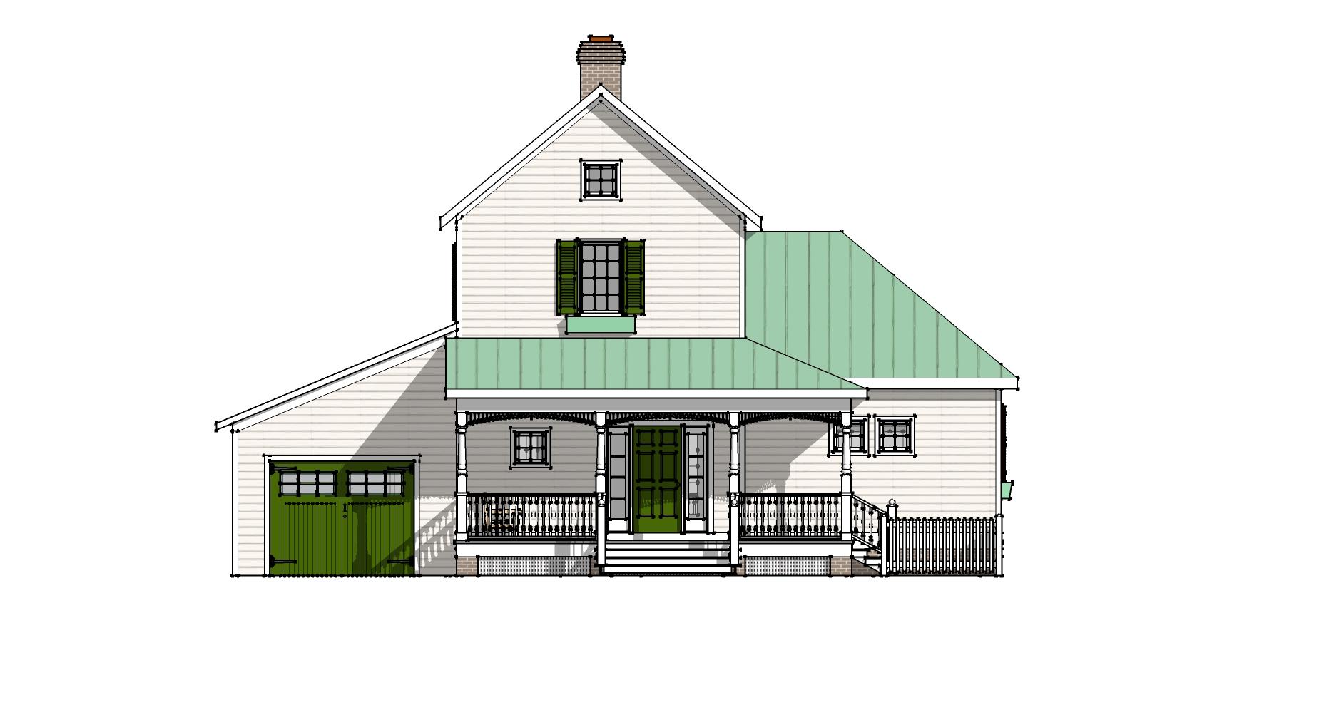Vinneterra Cottage