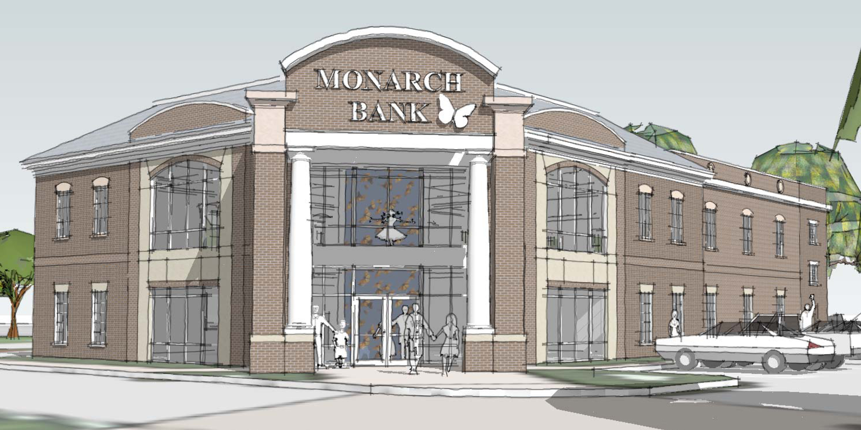 Monarch Bank