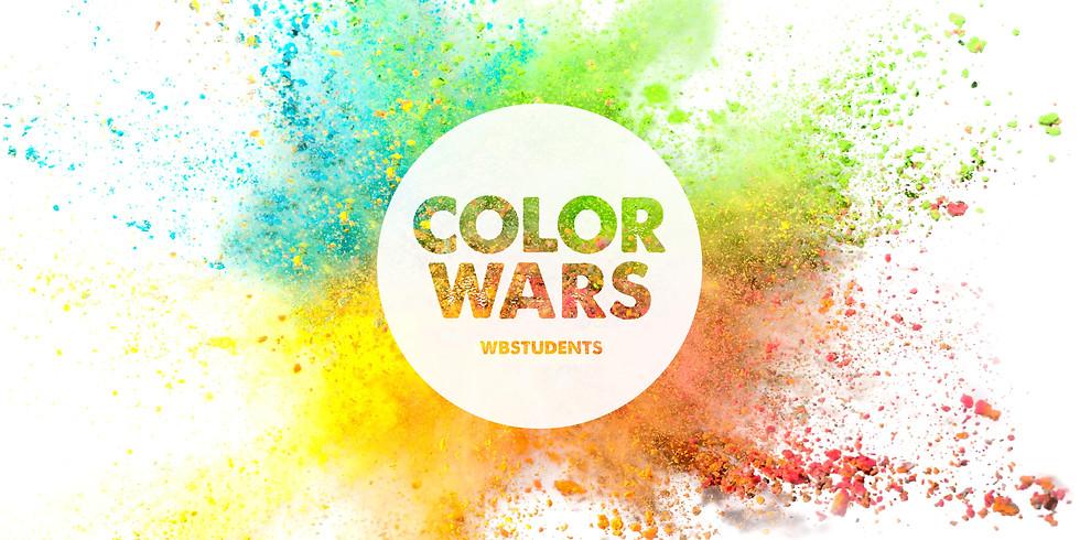 Middle School Color Wars