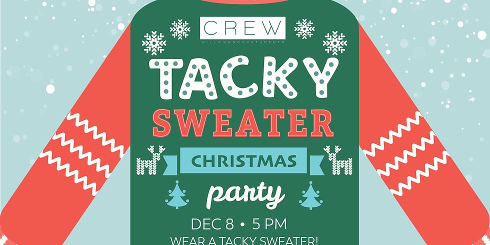 CREW Christmas Parties