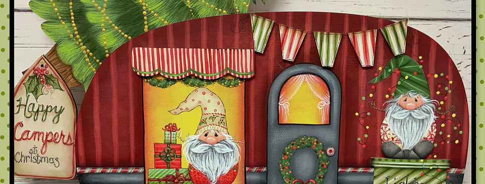 Happy Camping Gnomes ePacket