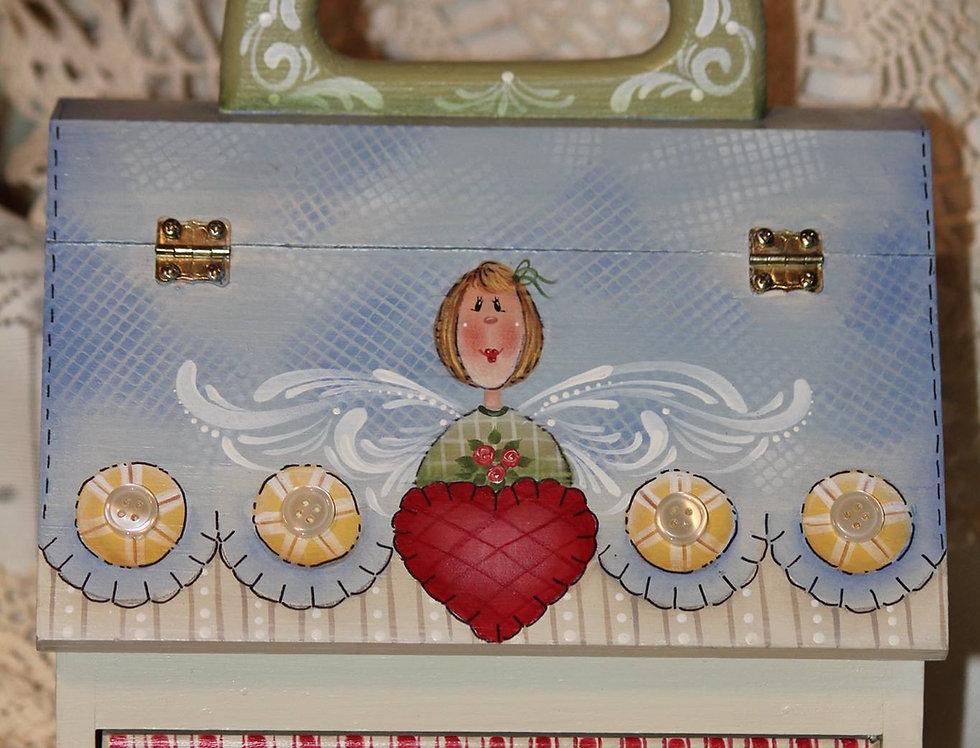 Stitching AngelSeewing Box