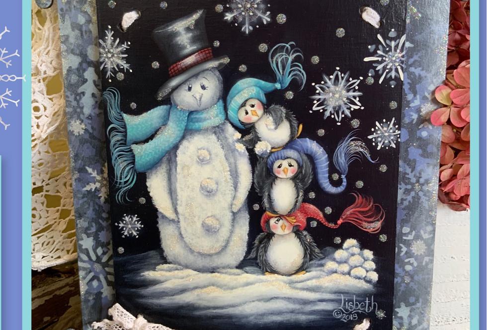 Frosty Friends ePacket