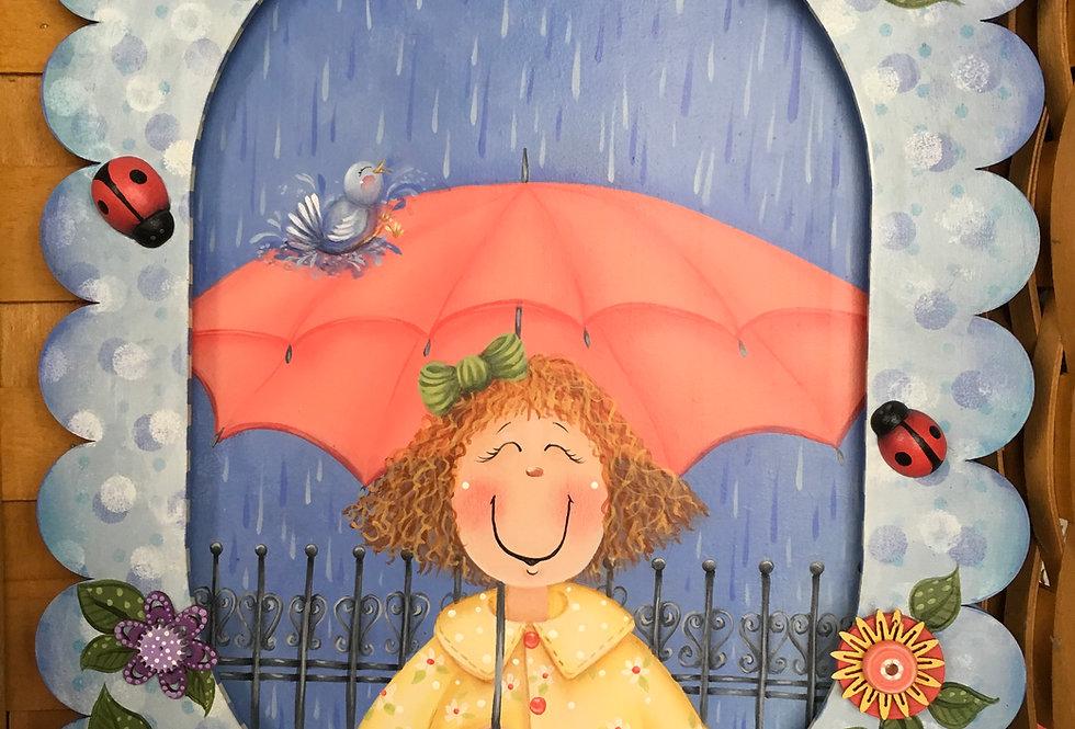 No Rain, No Flowers!