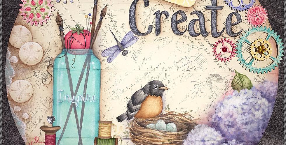 Create, Dream, Inspire