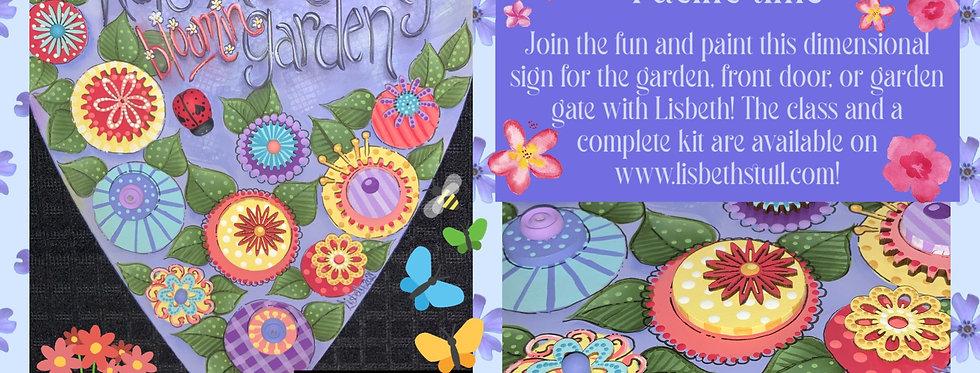 My Bloomin' GardenClass