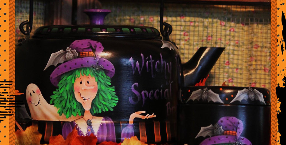 Witchy Poo's Special Brew